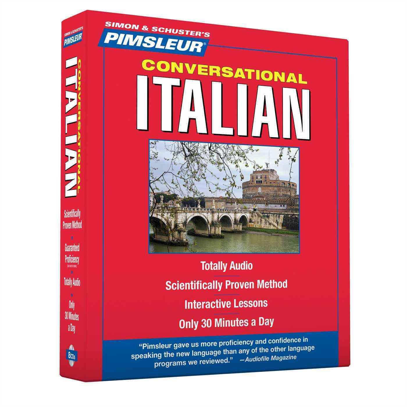 [CD] Pimsleur Conversational Italian