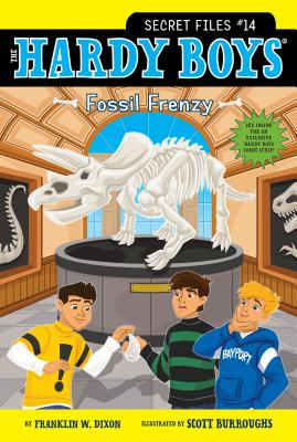 Fossil Frenzy By Dixon, Franklin W./ Burroughs, Scott (CRT)